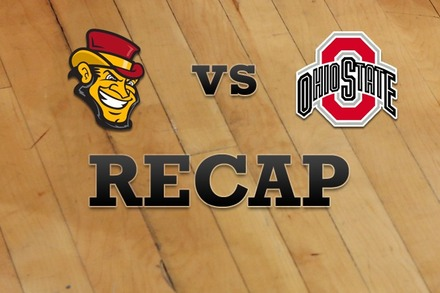 Iona vs. Ohio State: Recap, Stats, and Box Score