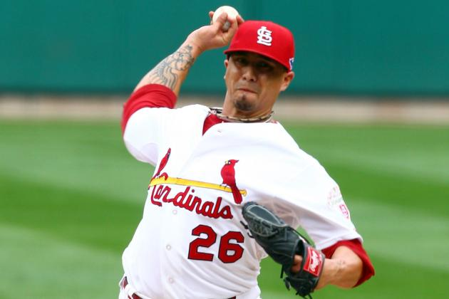 Report: Brewers to Sign Kyle Lohse
