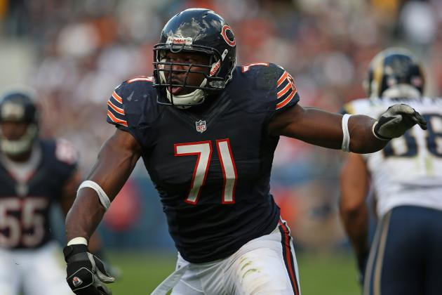 49ers Looking at Bears Free-Agent Idonije