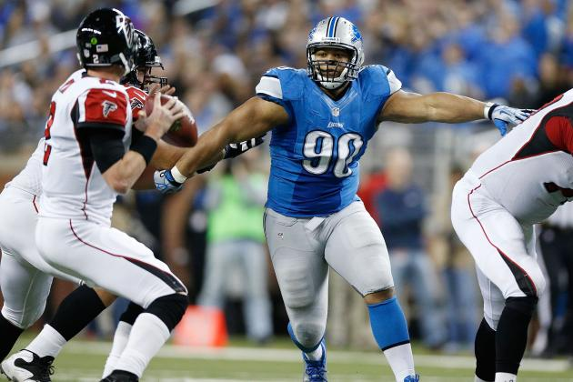 Detroit Lions Facing Decision on Ndamukong Suh Next Offseason