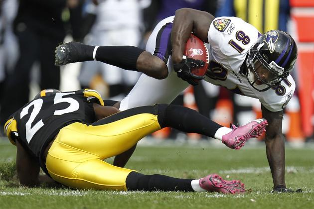 Ryan Clark Is Glad the Ravens Traded Anquan Boldin