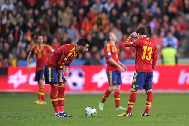 World Cup: Is This the Beginning of Spain's Decline?