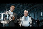 Tiger, Palmer Whoop Trophy Thieves in Hilarious Commercial
