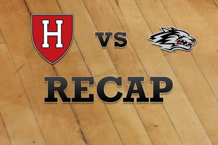 Harvard vs. New Mexico: Recap, Stats, and Box Score