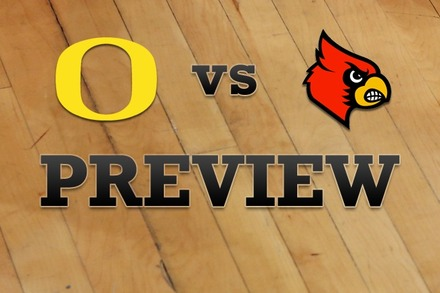 Oregon vs. Louisville: Full Game Preview