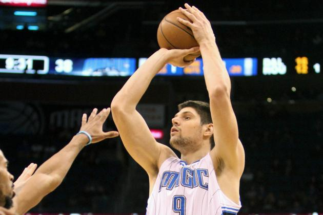 Nik Vucevic Sits out Shootaround as Magic Prep for the Heat