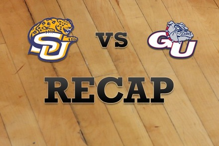 Southern University vs. Gonzaga: Recap, Stats, and Box Score