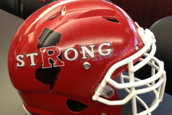 Rutgers to Wear Special Lids for Spring Game