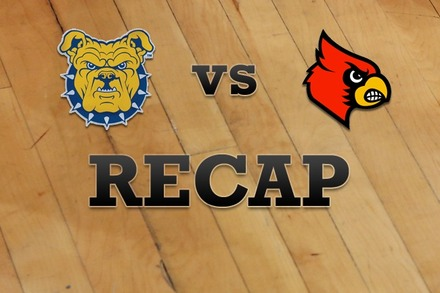 NC A&T vs. Louisville: Recap, Stats, and Box Score