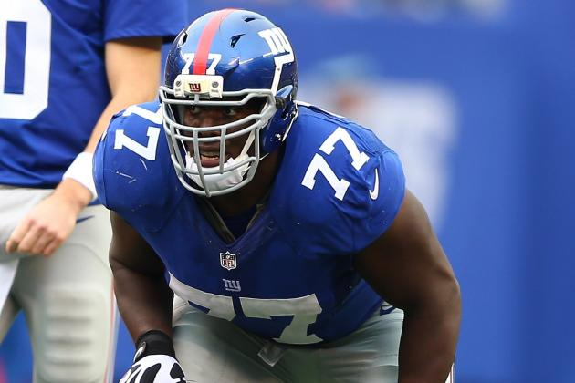 New York Giants Continue to Prioritize Offense by Re-Signing Kevin Boothe