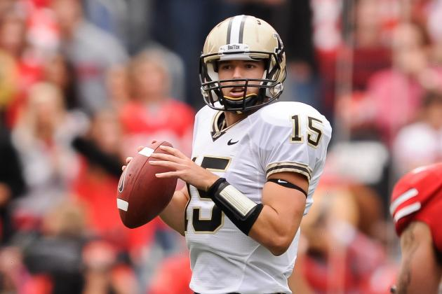 QB Search in Full Swing at Purdue