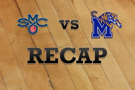 Saint Mary's vs. Memphis: Recap, Stats, and Box Score