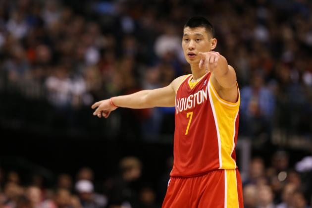 Jeremy Lin Continues to Play Key Role in Rockets' Playoff Push