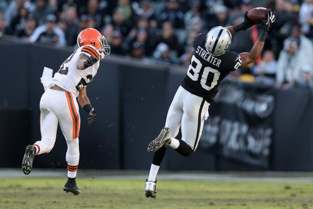 Raiders Have Big Hopes for Rod Streater