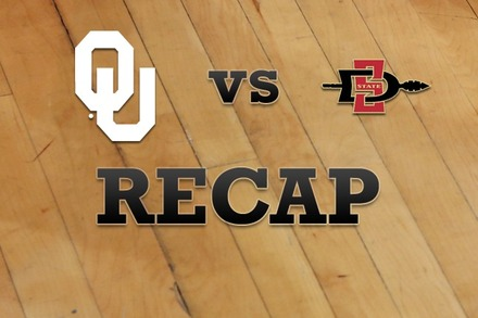 Oklahoma vs. San Diego State: Recap, Stats, and Box Score