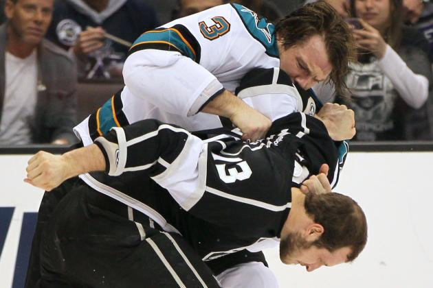 Report: Pens Keep Dealing, Acquire Murray from Sharks