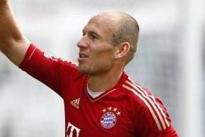 Inter Target Robben: Report