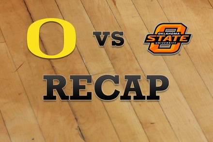 Oregon vs. Oklahoma State: Recap, Stats, and Box Score