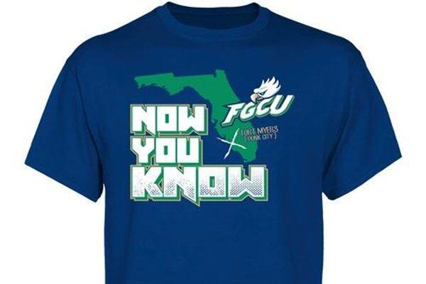 NCAA Tournament: New Florida Gulf Coast T-Shirt (PHOTO)