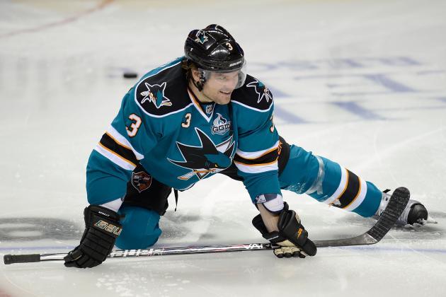 Penguins Acquire Defenseman Douglas Murray from San Jose