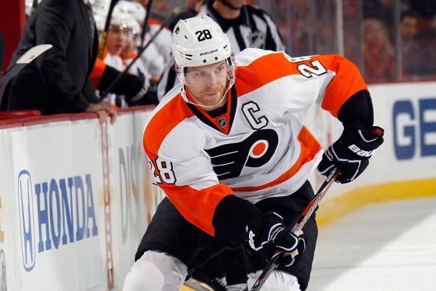 Flyers Face Crucial Five-Game Homestand