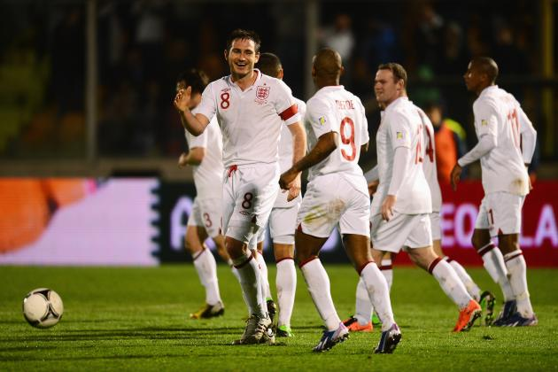 Why Chelsea's Frank Lampard Is Still a Key Player for England