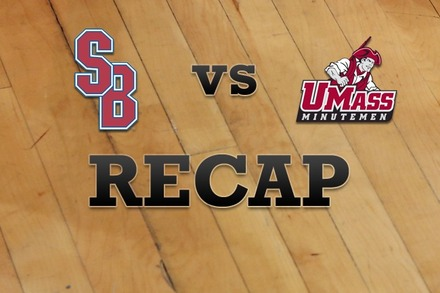 Stony Brook vs. Massachusetts: Recap, Stats, and Box Score