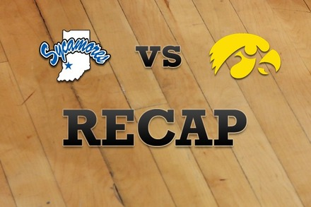 Indiana State vs. Iowa: Recap, Stats, and Box Score