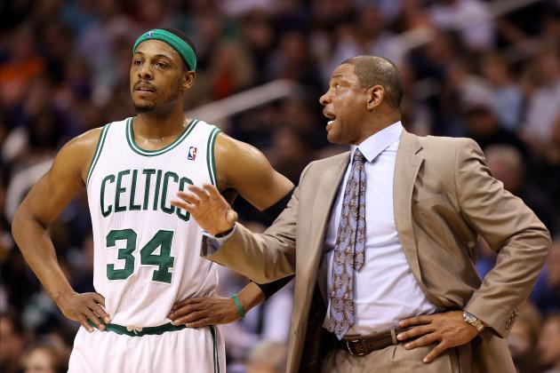 Biggest Issue Boston Celtics Must Solve Before the Start of the Playoffs