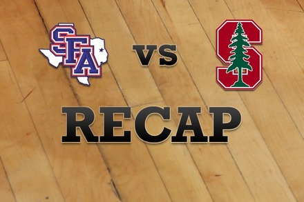 Stephen F. Austin vs. Stanford: Recap, Stats, and Box Score