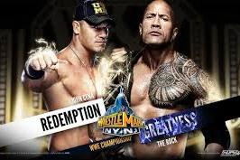 John Cena vs. The Rock Should Not Main Event WrestleMania 29