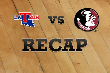 Louisiana Tech vs. Florida State: Recap, Stats, and Box Score