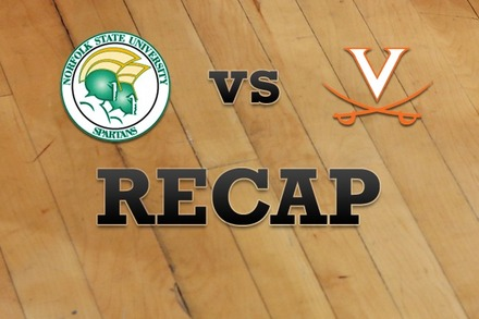 Norfolk State vs. Virginia: Recap, Stats, and Box Score