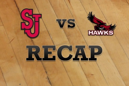 St John's vs. Saint Joseph's: Recap, Stats, and Box Score