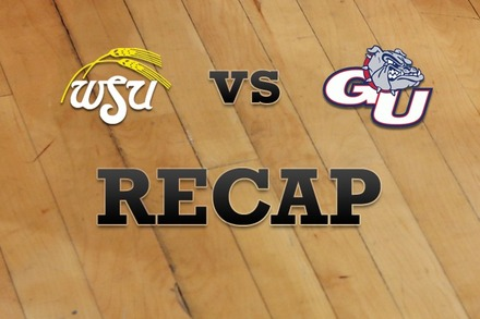 Wichita State vs. Gonzaga: Recap, Stats, and Box Score