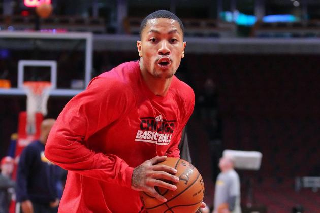 Debate: Would You Be Okay with Derrick Rose Not Playing This Year?