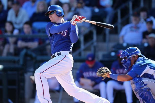 Baker Earns Spot on Texas Rangers Roster