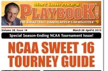 NCAA Sweet Stats: Sweet 16 and Elite 8 Games