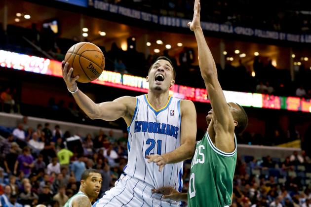Hornets May Be Without G Greivis Vasquez Because of Ankle Injury