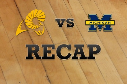 VCU vs. Michigan: Recap, Stats, and Box Score
