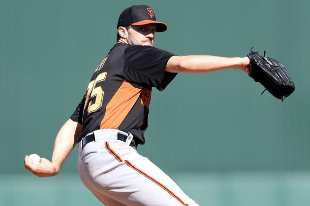 Zito Completes His Strongest Spring as a Giant
