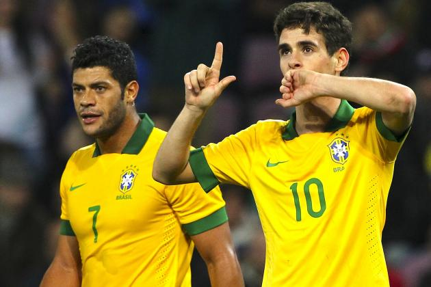 Brazil 1-1 Russia: International Friendly, As It Happened