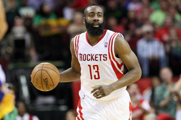 Harden Named Western Conference Player of the Week