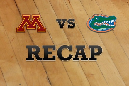 Minnesota vs. Florida: Recap, Stats, and Box Score