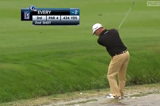Matt Every Is Just Latest Golfer to Hit from Pond at Arnold Palmer Invitational