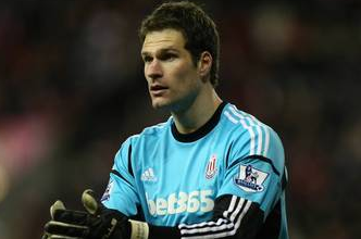 Asmir Begovic 'pleased' with Interest from Manchester United