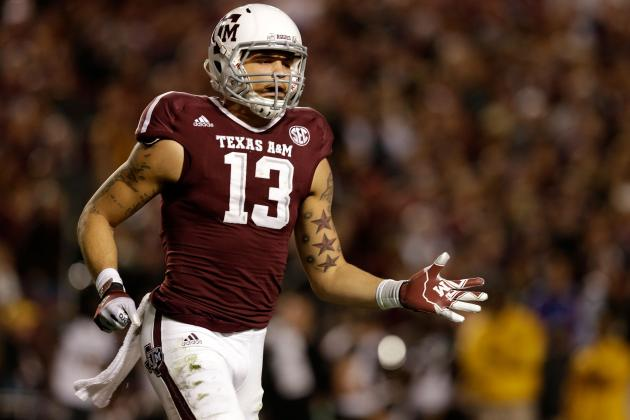 Johnny Football Likes Mike Evans, Other Thoughts from First Spring Scrimmage