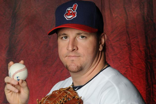 Report: Indians Release Matt Capps