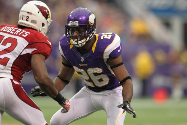 Free Agent Antoine Winfield Will Meet with the Washington Redskins