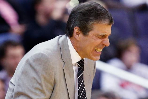 Wittman Exploded When a Reporter Compared Wizards to a Circus